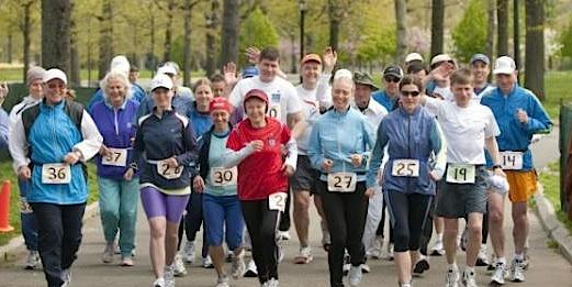 6 a 10 denní běžecký závod v New Yorku