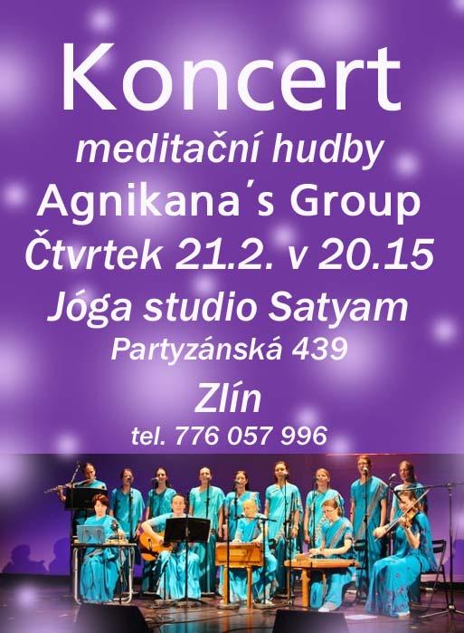 Pozvánka na koncert 21.2.2013 ve 20.15 hod.