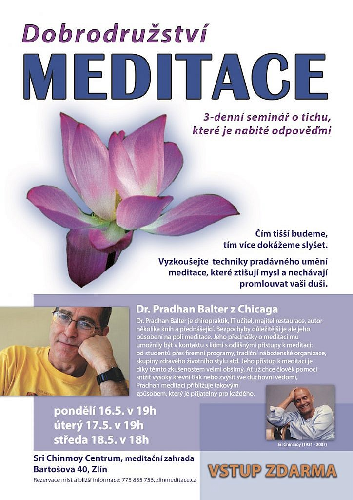 Pradan - Dobrodružství meditace