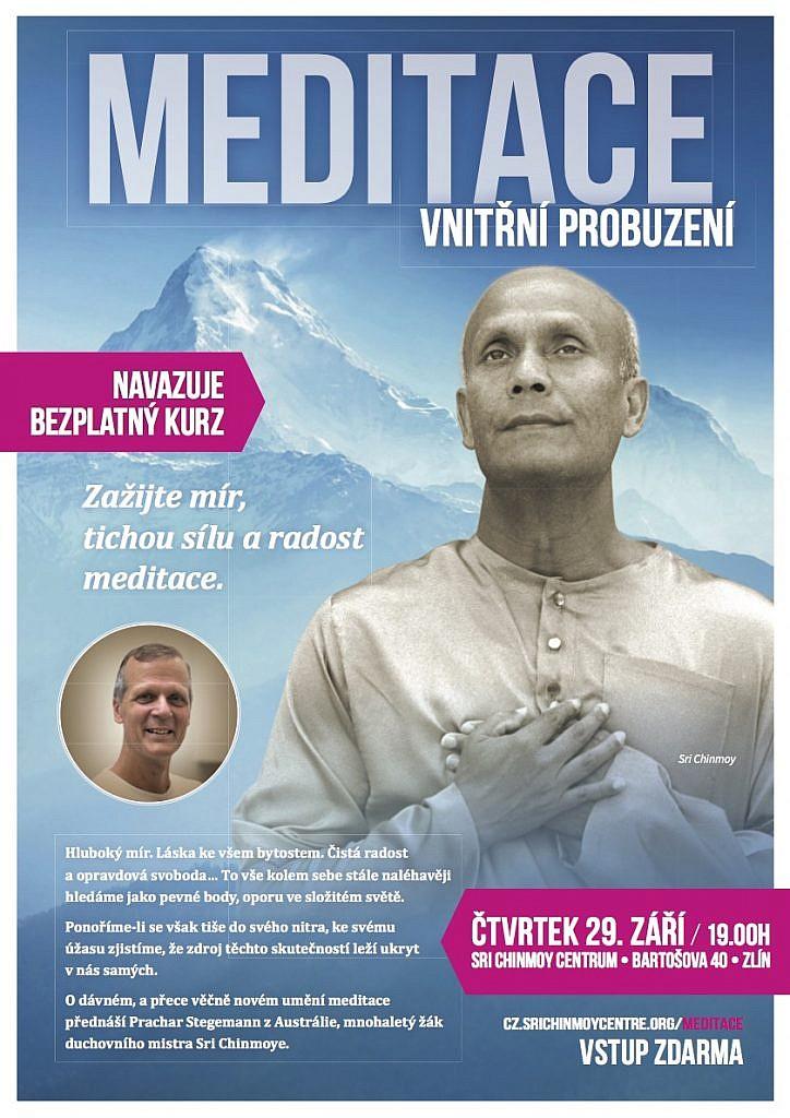Meditace - vnitřní probuzení
