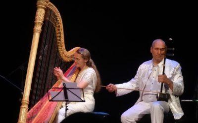 Čtvrtek  24. října od 19h – Koncert Mandu a Visuddhi Tummer