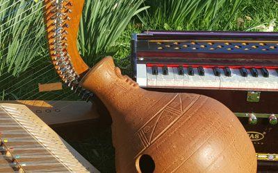 Bhajan – společné zpívání manter