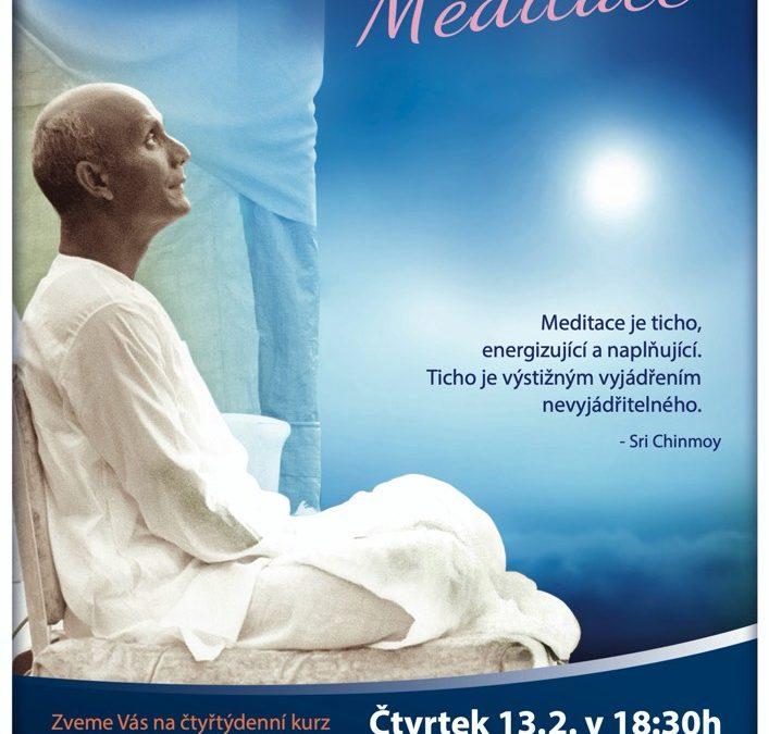 Praktický kurz meditace